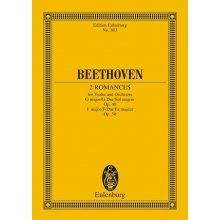 Beethoven L.van Romanze per Violino e Orchestra
