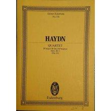 Haydn F.J. String Quartet Bb major op. 1/1 Hob. III: 1