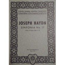 Haydn F.J. Sinfonia n.17 Fa maggiore Hob. I:17