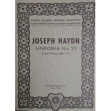 Haydn F.J. Sinfonia n.23 Sol maggiore Hob. I:23