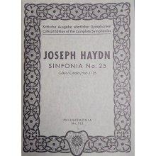 Haydn F.J. Sinfonia n.25 Do maggiore Hob. I:25