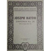 Haydn F.J. Sinfonia n.28 Sol maggiore Hob. I:28