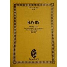 Haydn F.J. String Quartet G major op. 64/4 Hob. III:66