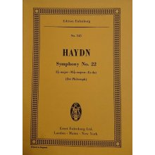 Haydn F.J. Symphony No.22 Eb major Hob. I:22