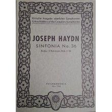 Haydn F.J. Sinfonia n.36 Mi bemolle maggiore Hob. I:36