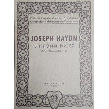 Haydn F.J. Sinfonia n.37 Mi bemolle maggiore Hob. I:37