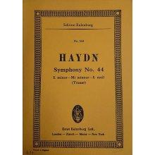 Haydn F.J. Symphony No.44 E minor Hob. I:44