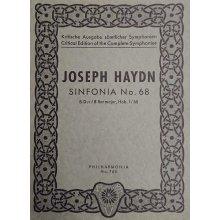 Haydn F.J. Sinfonia n.68 Si bemolle maggiore Hob. I/68