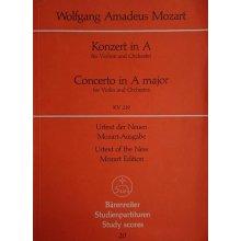 Mozart W.A. Concerto A major K219