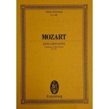 Mozart W.A. Don giovanni Ouverture K527