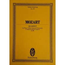 Mozart W.A. Quartet A major K298