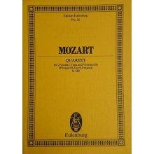 Mozart W.A. Quartet Bb major K589