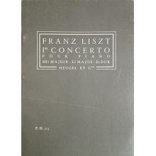 Liszt F. Concerto N.1 in Mi bemolle maggiore