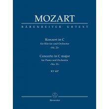 Mozart W.A. Concerto in C major KV467