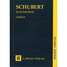 Schubert F. Klaviertrios
