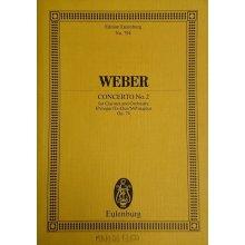 Weber C.M von Concerto No.2 Eb major Op.74