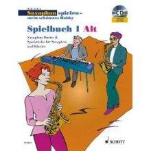 JUCHEM Saxophon Spielbuch 1 (Alto Sax)