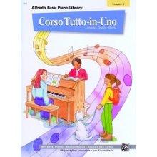 Alfred Corso Tutto-in-Uno Vol.4