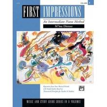 Alfred First Impressions Vol.4