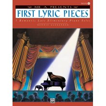Alfred First Lyric Pieces Book 1