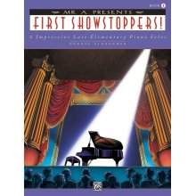 Alfred First Showstoppers! Book 1
