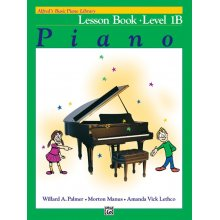 Alfred Lesson Book Level 1B