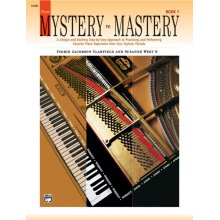Alfred Mystery to Mastery Book 1