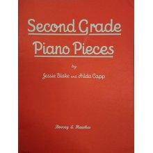 Blake/Capp Second Grade Piano Pieces