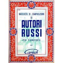 Raccolta di Composizioni di Autori Russi per Pianoforte