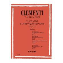 Clementi e altri Autori - 32 Sonatine e Composizioni Diverse Vol.2