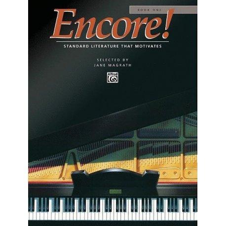 Magrath J. Encore! Standard Literature Vol.1