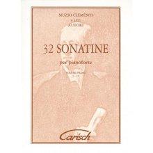 Clementi M. 32 Sonatine per Pianoforte Vol.1 (1-15)