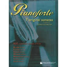 Concina F. 7 Original Sonatas