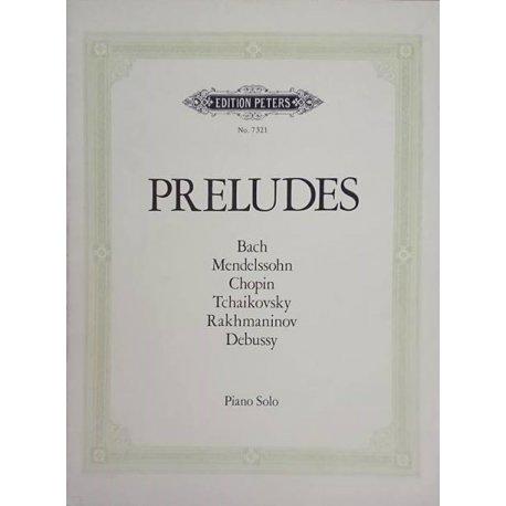 AA.VV. Preludes pour Piano
