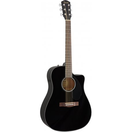 Fender FA125CE Black