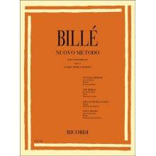 BILLE' I. Nuovo Metodo per Contrabbasso Parte I (I Corso Teorico-Pratico)