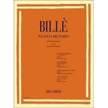 BILLE' I. Nuovo Metodo per Contrabbasso Parte I (III Corso Pratico)