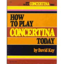 KAY How to play Concertina