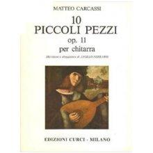 Carcassi M. 10 Piccoli Pezzi Op.11