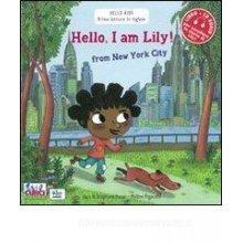 Hello, I am Lily!