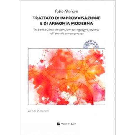 Mariani F. Trattato di Improvvisazione e di Armonia Moderna