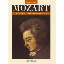 Mozart W.A. Arie d'Opera per Mezzosoprano