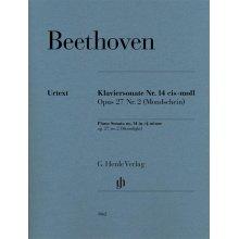 Beethoven L.van Klaviersonate Nr.14 Opus 27 Nr.2