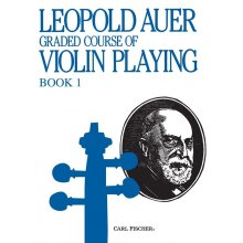 Auer L. Graded Course of Violin Playing 1