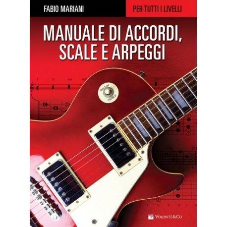 Mariani F. Manuale di Accordi Scale e Arpeggi