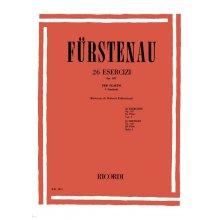 Furstenau A.B. 26 Esercizi Op.107 per Flauto Fasc.1