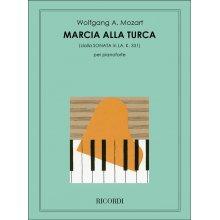 MOZART W.A. Marcia alla Turca K.331