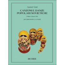 AA.VV. Canzoni e Danze Popolari Sovietiche