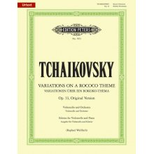 Ciaikowsky P.I. Variations on a Rococo Theme