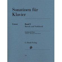 AA.VV. Sonatinen fur Klavier Band 1